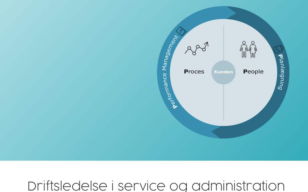 Driftsledelse i service og administration