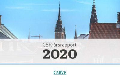 CSR-årsrapport 2020